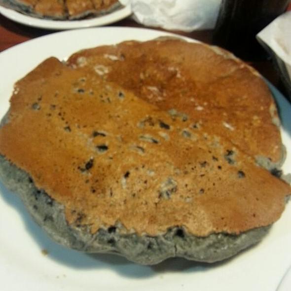 Blueberry Pancakes @ Corkys Kitcken