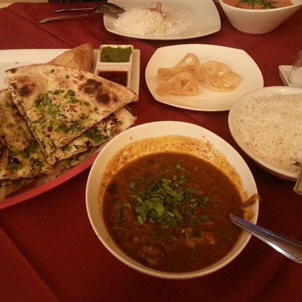 Curry @ Paradise Cuisine of India