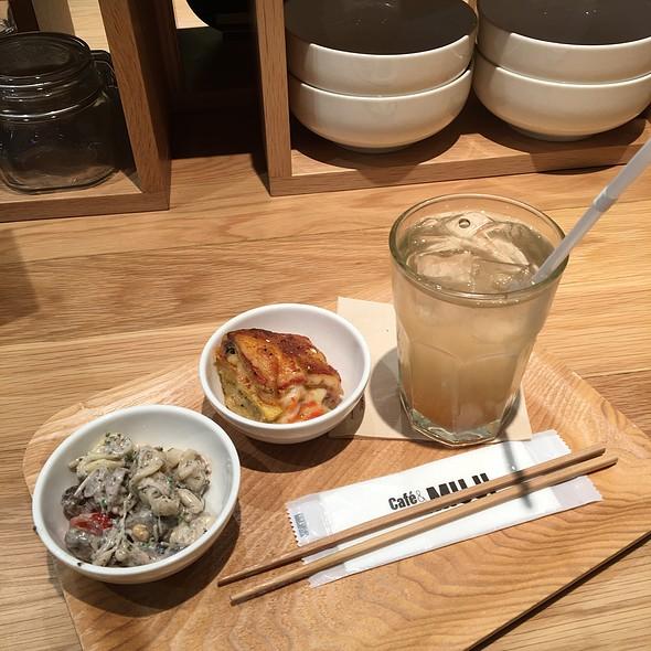 Suli's Muji Lunch