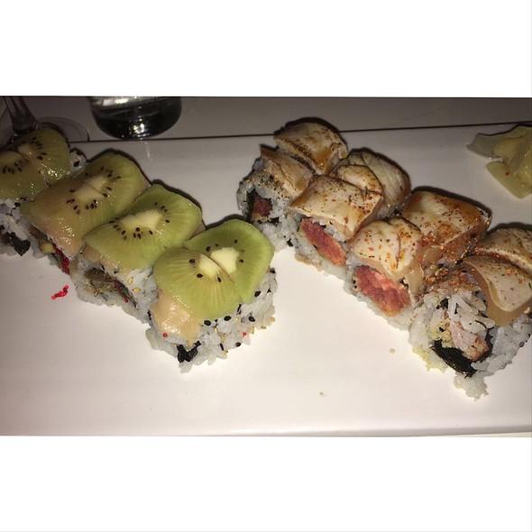 Himachi Verde & Triple Spicy Double Tuna
