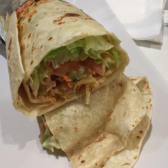 Yufka vegetarisch