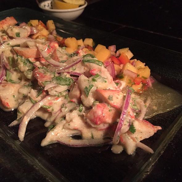 Lobster Ceviche @ Desnuda