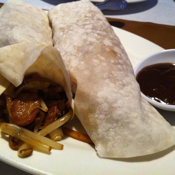 Moo Shi Pork