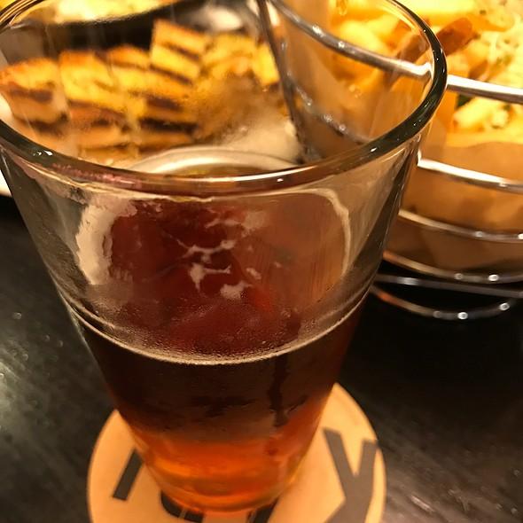 Columbia Street Amber Beer