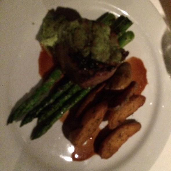 Filet Mignon @ Saluda's Restaurant
