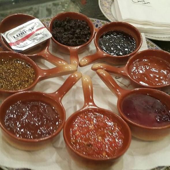 Homemade Jam Spread