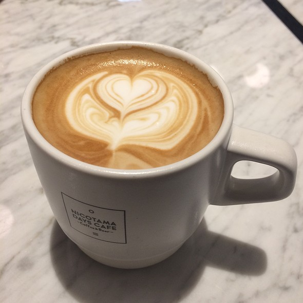Cafe Latte @ Nicotama Days Cafe