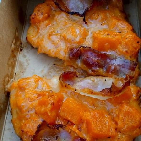 Pumpkin And Bacon Bruschetta @ Brusco - Lo Strabuono