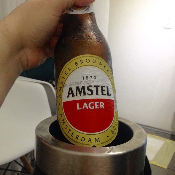 Amstel Lager @ Home My