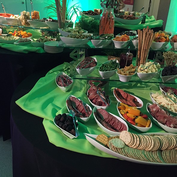 Special Event Buffet @ Computer History Museum