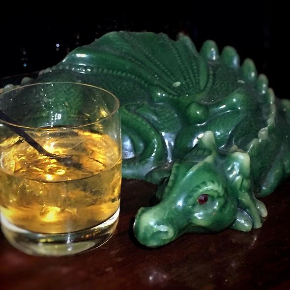 The Balvenie Double Wood Single Malt Scotch Whisky @ The Green Dragon Tavern
