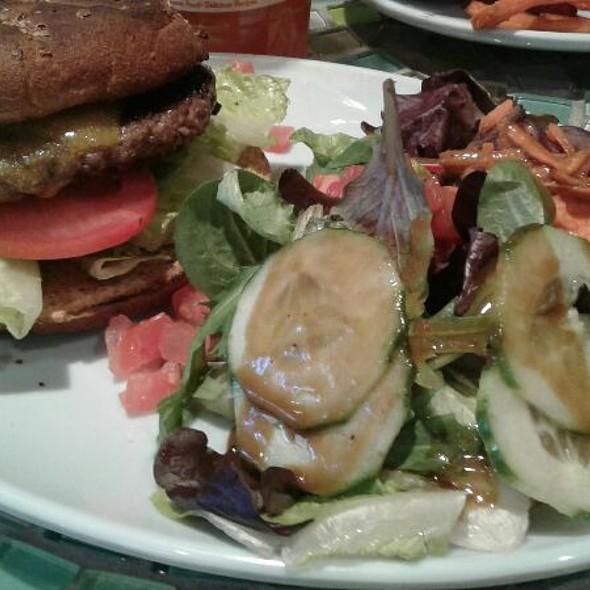 Cheese Burgers @ Rachel's Kitchen