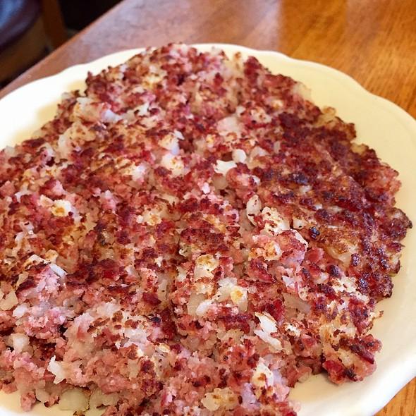 Corned Beef Hash @ Original Pancake House The
