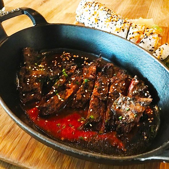 Sushi and Steak @ Earls Kitchen + Bar