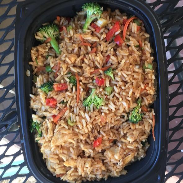 Chicken Fried Rice @ Pei Wei Asian Diner