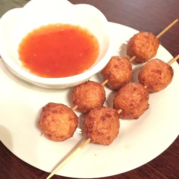Shrimp Balls @ Vietnam Style