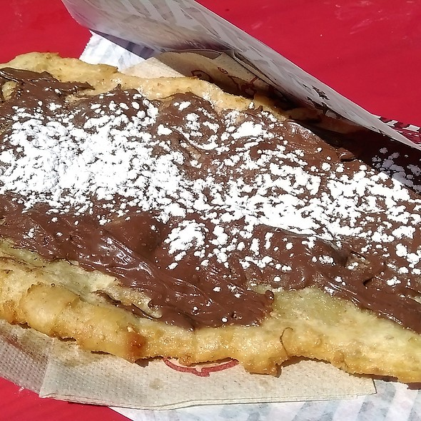 Chocolate Hazelnut Beavertrail @ BeaverTails