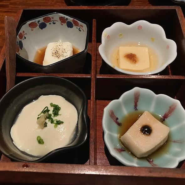 Tofu&Soba Omakase
