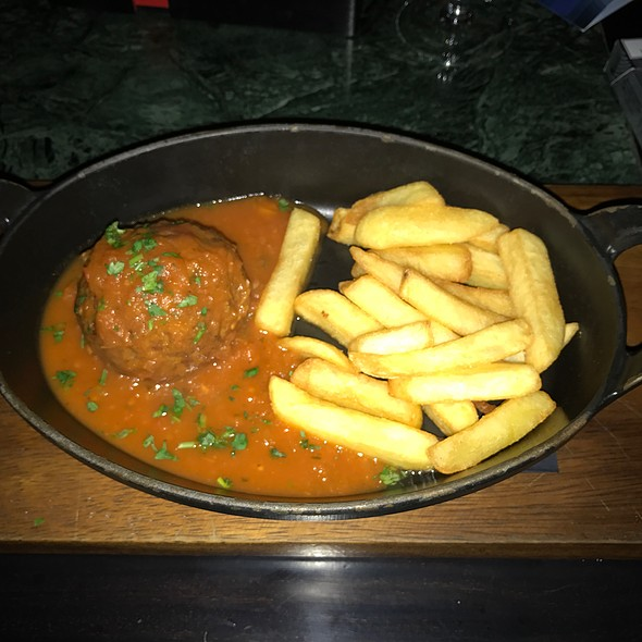 Meatballs And Frites
