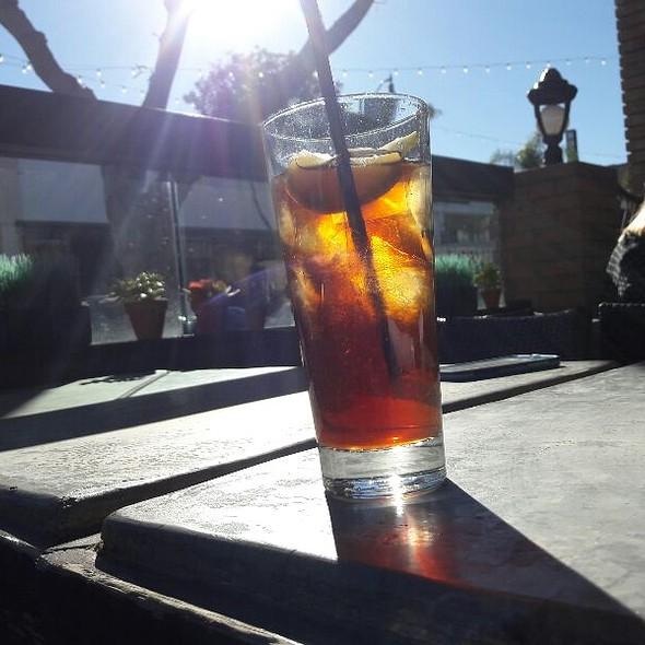 Ice Tea @ Baramee Thai Restaurant