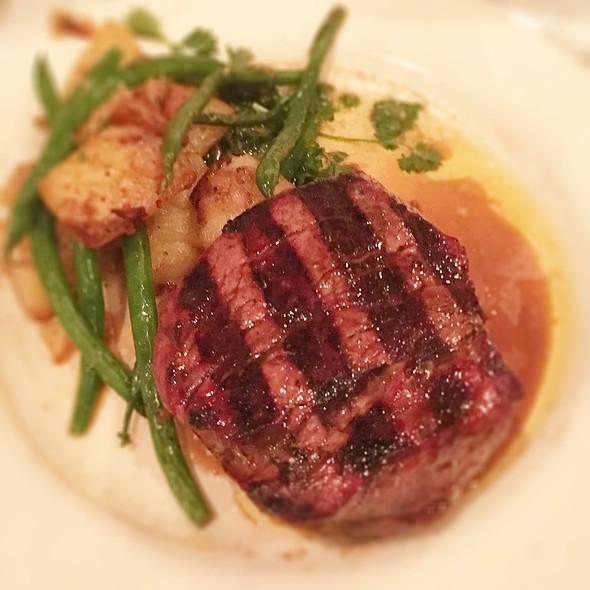 9 Oz Filet @ Steak Knife Restaurant