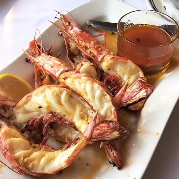 Grilled Prawns @ Seabra's Marisqueira