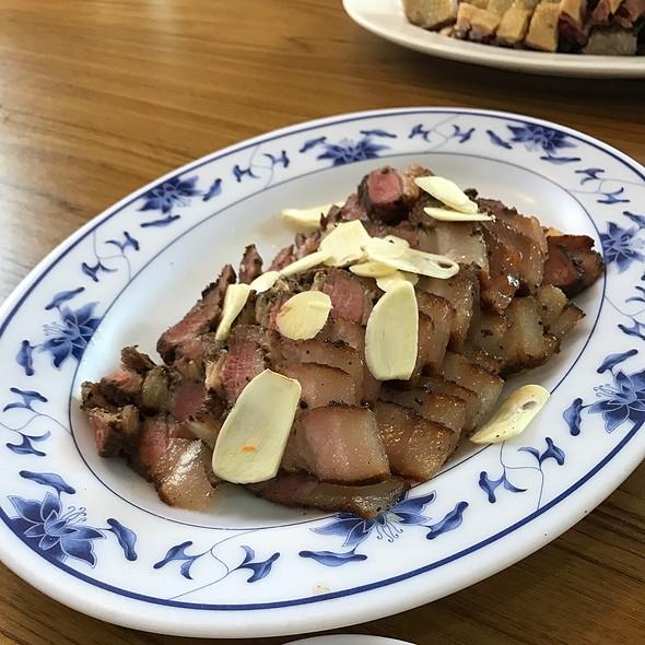 客家鹹豬肉 @ 漁家莊