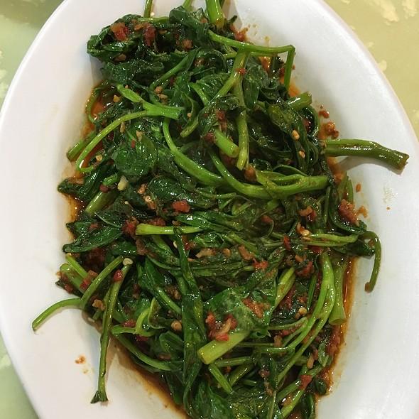 Kangkung Belacan @ Makko Nyonya Restaurant