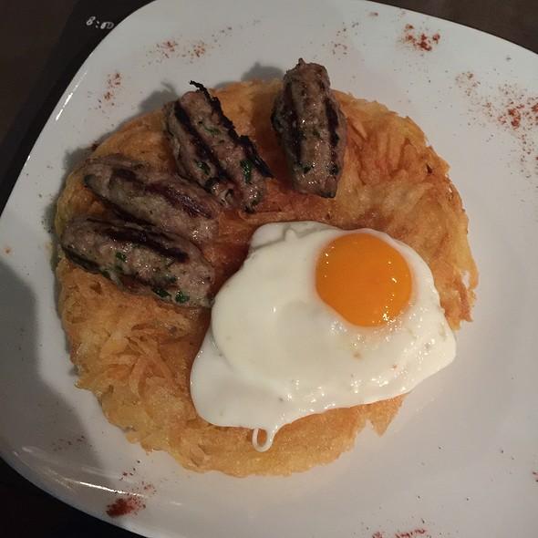 Frenchfries & Egg @ Gazi College