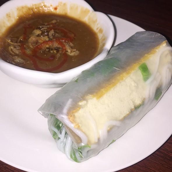Tofu Spring Roll @ Vietnam Style