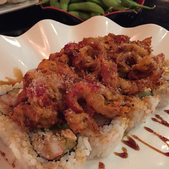 New Orleans Roll @ Azuma Sushi & Teppan