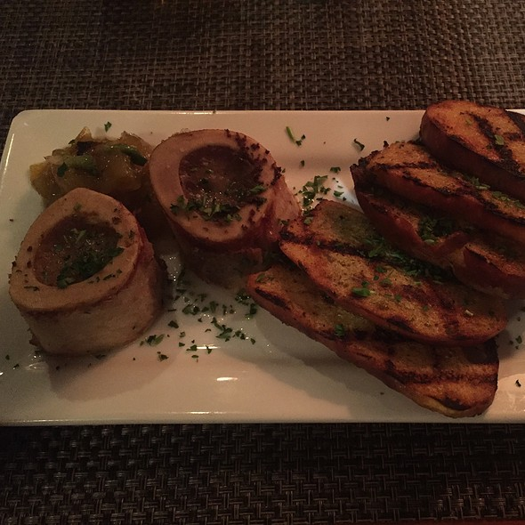 Grilled Bone Marrow @ Acme