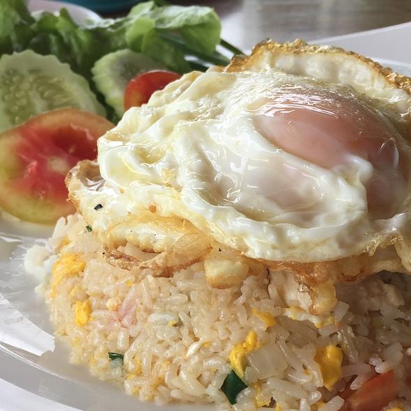 Fried Rice @ The Senses Resort