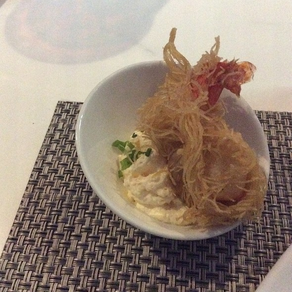 Shrimp Kataifi @ Wonderland Harmony Of The Seas