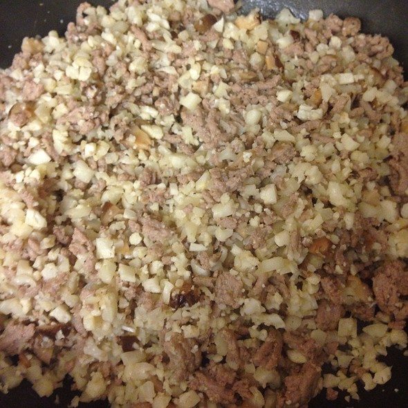 "Paleo Fried ""Rice"""