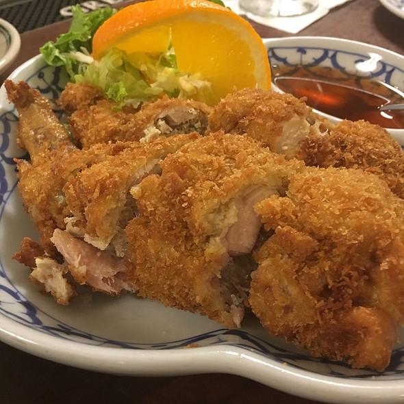 Thai satay restaurant angel wings foodspotting for Angels thai cuisine