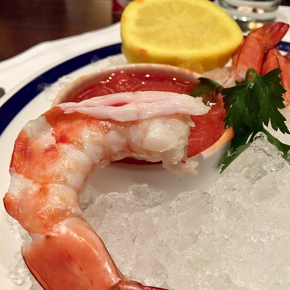 Shrimp Cocktail @ RL Restaurant