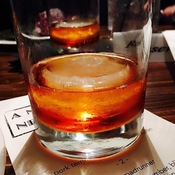 New Holland Barrel Aged Gin Fashioned