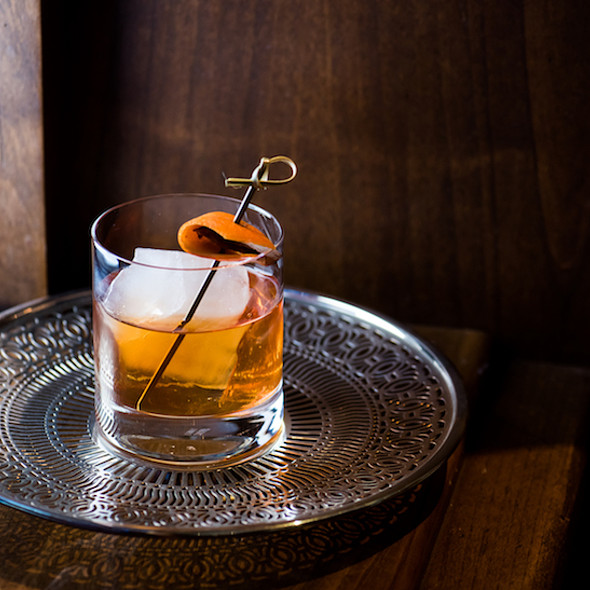 Old Fashioned @ Kendall's Brasserie & Bar