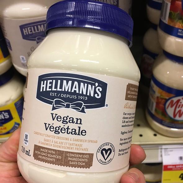 Vegan Mayo!