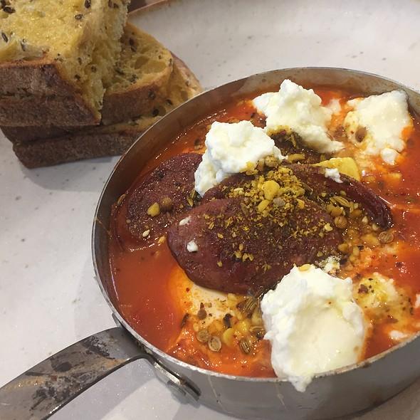 Baked Eggs @ Axil Cafe