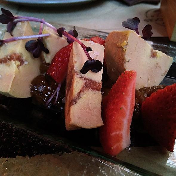 Foie micuit with mango chutney @ Secreto a Voces