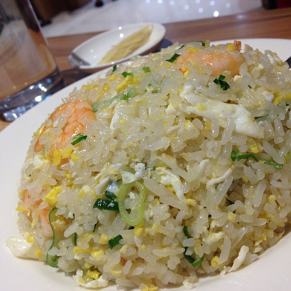 Shrimp Fried Rice @ Din Tai Fung