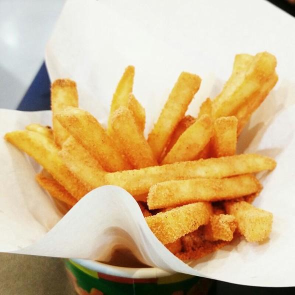 Fries Shake Chilli BarBQ Flavor