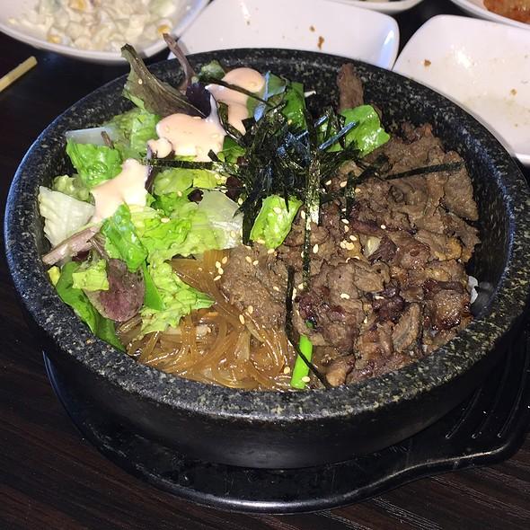Bulgogi Hot Stone Bowl @ Yori Korean Cuisine