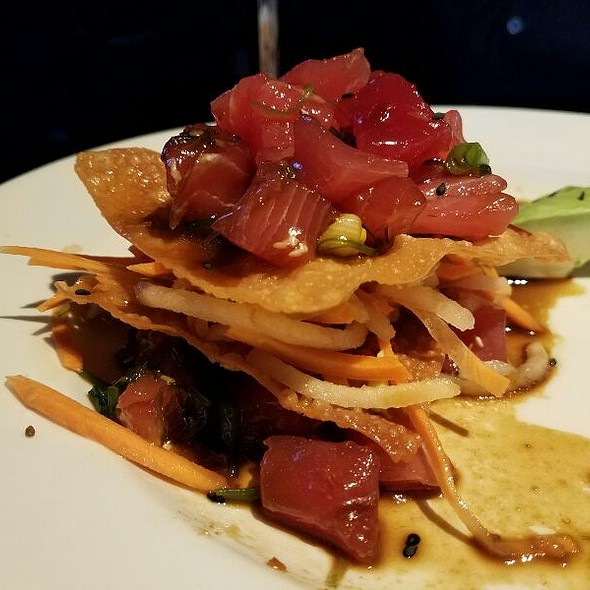 Poke Stack @ Yard House Moorestown Mall