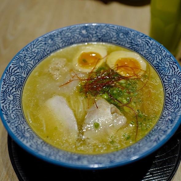 Special Ramen @ Menya Takeichi