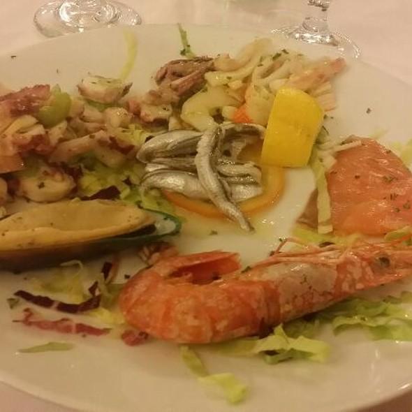 Antipasto Di Mare In Bellavista  @ Ristorante San Marco