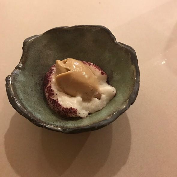 Sourdough Gelato With Oro Blanco