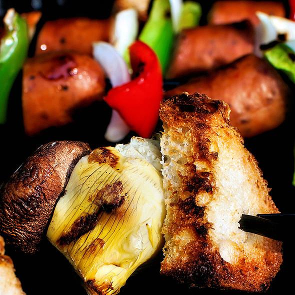 Kebab Skewers @ Baladi Mediterranean Cafe